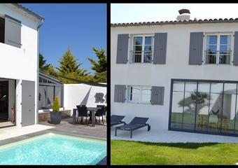 Vente Maison 7 pièces 196m² La couarde sur mer - Photo 1
