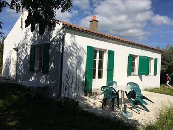 Vente Maison 5 pièces 63m² Rivedoux-Plage (17940) - photo