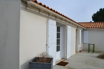 Vente Maison 3 pièces 65m² Le Bois-Plage-en-Ré (17580) - Photo 1