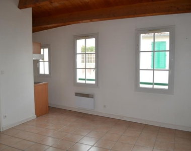 Vente Appartement 1 pièce 27m² St martin de re - photo