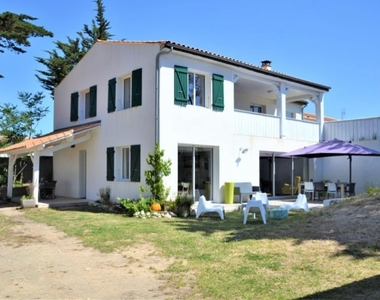 Vente Maison 6 pièces 165m² Rivedoux plage - photo
