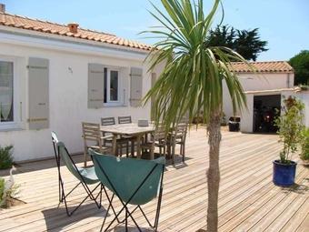 Vente Maison 6 pièces 110m² Le Bois-Plage-en-Ré (17580) - Photo 1