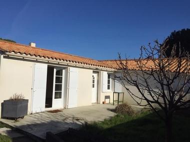 Vente Maison 3 pièces 65m² Le Bois-Plage-en-Ré (17580) - photo