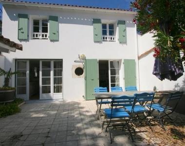 Vente Maison 4 pièces 73m² St martin de re - photo
