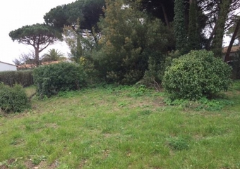 Vente Terrain 600m² LE BOIS PLAGE EN RE - Photo 1