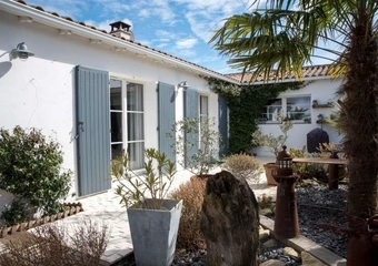 Vente Maison 5 pièces 100m² LE BOIS PLAGE EN RE - photo