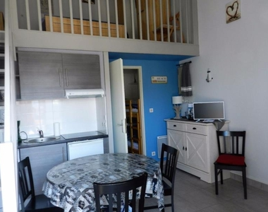 Vente Appartement 2 pièces 29m² ST MARTIN DE RE - photo