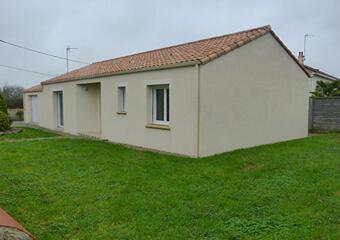 Vente Maison 4 pièces 80m² Pornic (44210) - photo