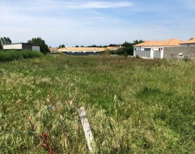 Vente Terrain 700m² la plaine sur mer - photo
