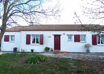 Sale House 5 rooms 142m² machecoul - photo