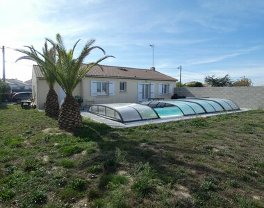 Sale House 4 rooms 85m² la plaine sur mer - photo