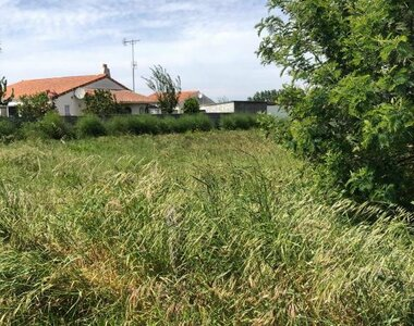 Vente Terrain 1 234m² la plaine sur mer - photo
