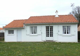 Sale House 3 rooms 49m² la plaine sur mer - photo