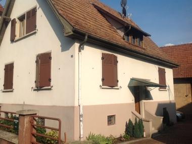 Vente Maison 7 pièces 125m² Mertzwiller (67580) - photo