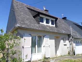 Vente Maison 5 pièces 109m² Pont-de-Buis-lès-Quimerch (29590) - photo