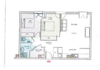 Location Appartement 3 pièces 63m² Sainte-Geneviève-des-Bois (91700) - Photo 1