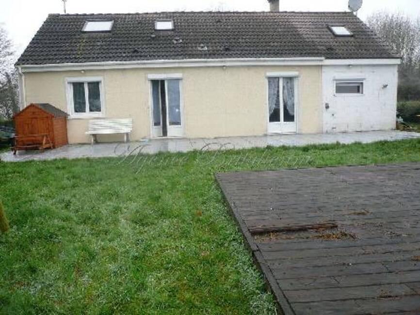 Vente maison 6 pi ces breteuil 60120 342220 for Piscine breteuil