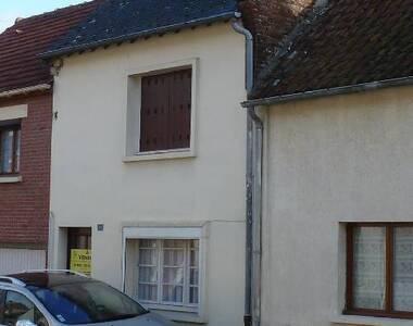 Vente Maison 3 pièces 62m² Breteuil (60120) - photo
