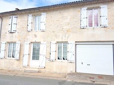 Vente Maison 5 pièces Meursac (17120) - photo