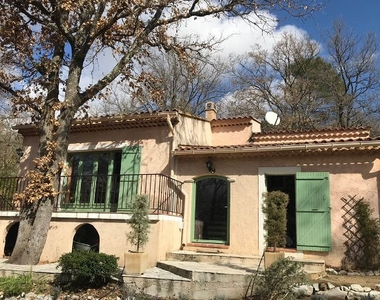 Vente Maison Camps-la-Source (83170) - photo