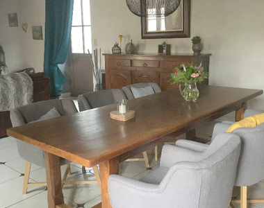 Sale House 6 rooms 170m² FROSSAY - photo