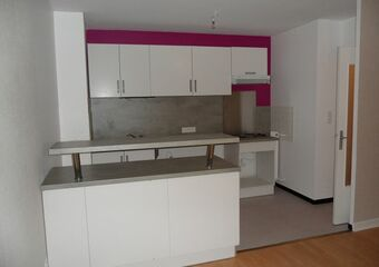 Location Appartement 2 pièces 43m² Clermont-Ferrand (63100) - photo