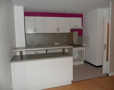Renting Apartment 2 rooms 43m² Clermont-Ferrand (63100) - photo