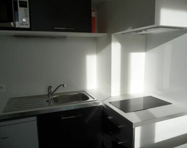 Location Appartement 1 pièce 24m² Clermont-Ferrand (63000) - photo
