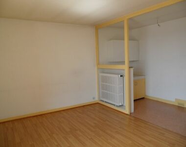 Location Appartement 1 pièce 33m² Clermont-Ferrand (63000) - photo