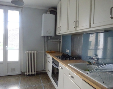 Renting Apartment 4 rooms 75m² Clermont-Ferrand (63000) - photo