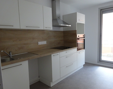 Renting Apartment 3 rooms 76m² Clermont-Ferrand (63100) - photo
