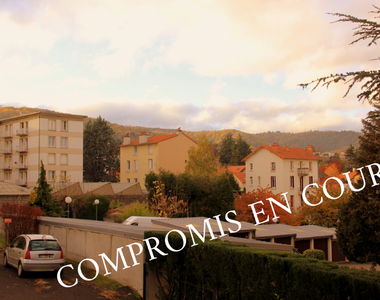 Sale Apartment 2 rooms 51m² CHAMALIERES - photo