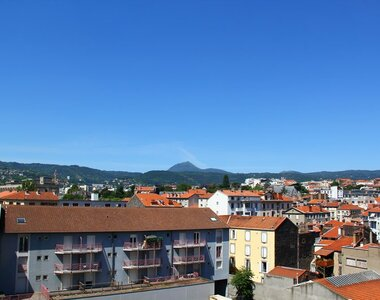 Vente Appartement 4 pièces 93m² CLERMONT FERRAND - photo