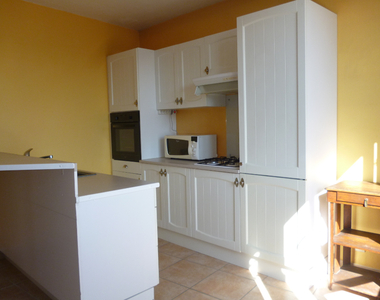 Renting Apartment 1 room 37m² Clermont-Ferrand (63100) - photo