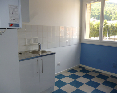 Renting Apartment 2 rooms 43m² Royat (63130) - photo
