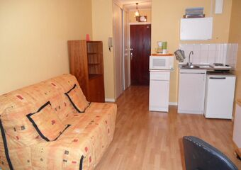 Renting Apartment 1 room 20m² Beaumont (63110) - Photo 1