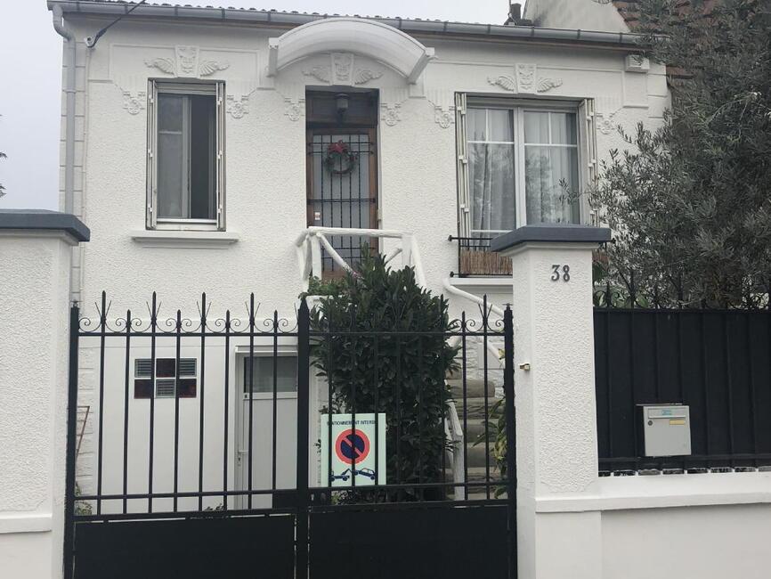 Vente maison 4 pi ces bobigny 93000 342986 for Chambre commerce bobigny