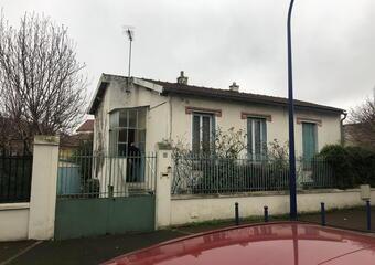 Vente Maison 60m² Drancy (93700) - photo