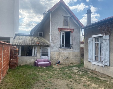 Vente Maison 2 pièces 45m² Drancy (93700) - photo