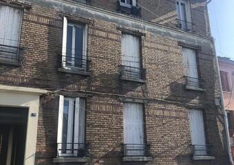 Vente Appartement 1 pièce 25m² Le Blanc-Mesnil (93150) - photo