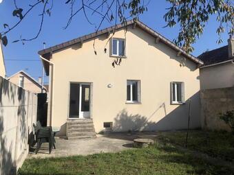 Vente Maison 5 pièces 90m² Aulnay-sous-Bois (93600) - photo