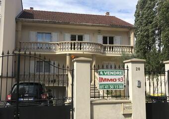 Vente Maison 8 pièces 230m² Le Blanc-Mesnil (93150) - photo