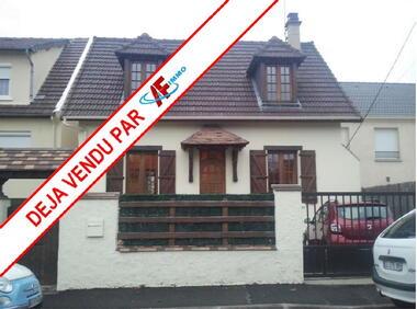 Vente Maison 6 pièces 130m² Villepinte (93420) - photo
