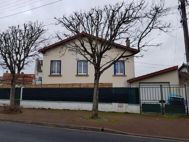 Vente Maison 6 pièces 122m² Tremblay-en-France (93290) - photo