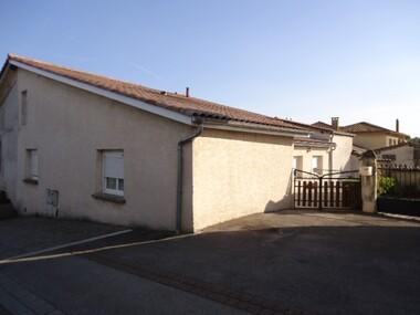 Vente Maison 5 pièces 122m² Saint-Maurice-l'Exil (38550) - photo
