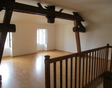 Location Appartement 3 pièces 84m² Bougé-Chambalud (38150) - photo