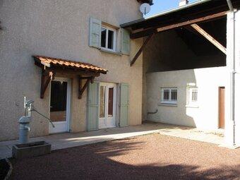 Location Maison 4 pièces 150m² Salaise-sur-Sanne (38150) - photo