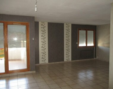Location Appartement 3 pièces 85m² Le Péage-de-Roussillon (38550) - photo