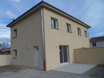 Location Maison 4 pièces 74m² Bougé-Chambalud (38150) - photo