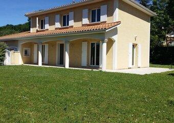 Location Maison 5 pièces 130m² Rochetaillée-sur-Saône (69270) - photo
